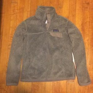 Size SM Patagonia Women's Snap-T Fleece Pullover